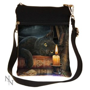 Nemesis Now Lisa Parker The Witching Hour Small Shoulder Bag (17 x 23cm) B1849E5